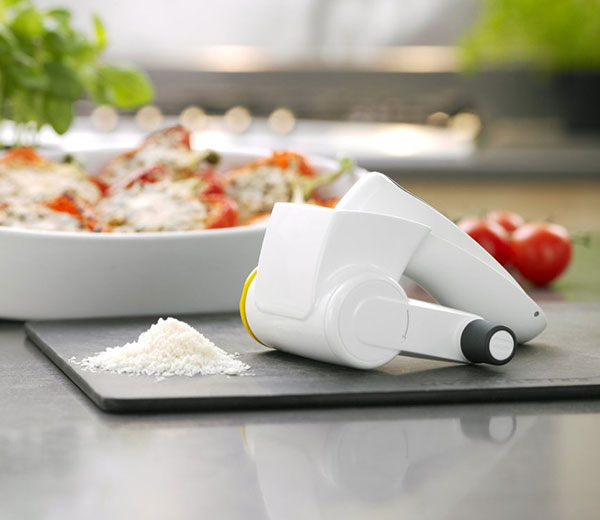 zyliss hand grater and grinder