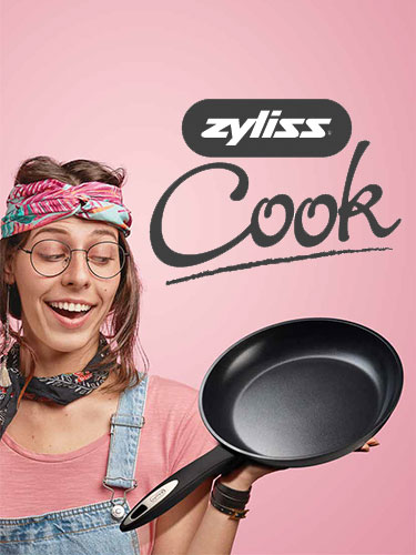 zyliss cook ultimate cooking fry pan skillet