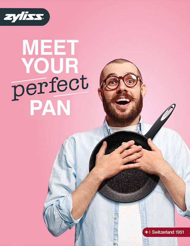 zyliss-find your perfect cooking pan