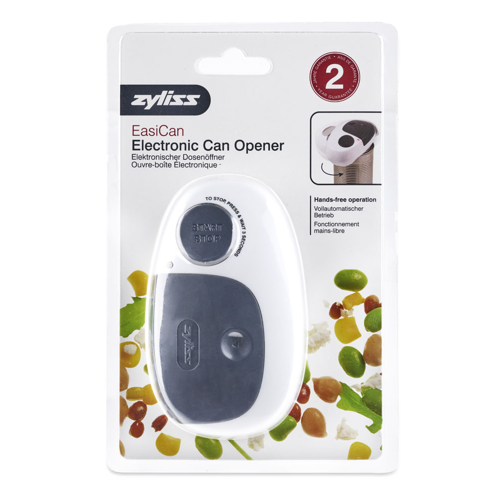 Zyliss Easican Electronic Can Opener