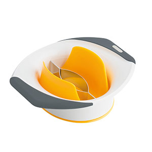 Zyliss 3-in-1 Mango Slicer, Peeler and Pit Remover Tool - E910017U